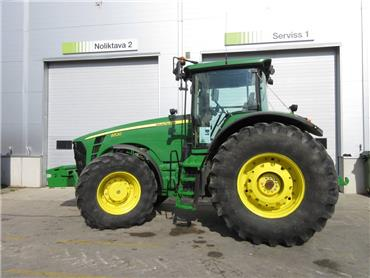John Deere 8530 Tractors Agriculture