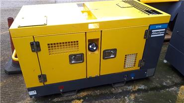 Atlas Copco U 110, Compressors, Construction