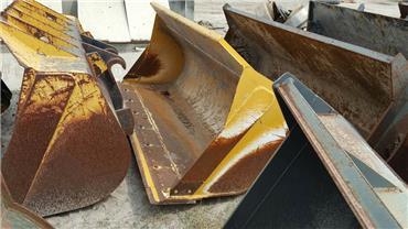 JRB Bucket 60ZV, Buckets, Construction Equipment