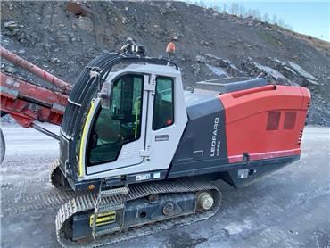 Sandvik Di550, Surface drill rigs, Construction Equipment