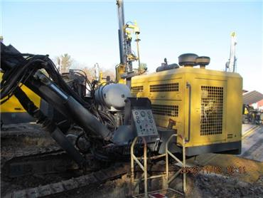Atlas Copco ECM 590, Surface drill rigs, Construction Equipment