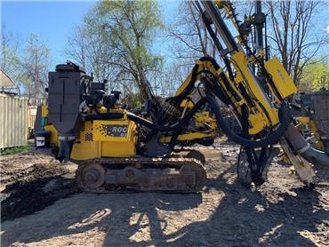 Atlas Copco D3-01R, Surface drill rigs, Construction Equipment