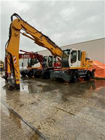 Liebherr A 904 C Litronic, Waste / industry handlers, Bouw