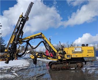 Atlas Copco D7RRC, Surface drill rigs, Construction Equipment