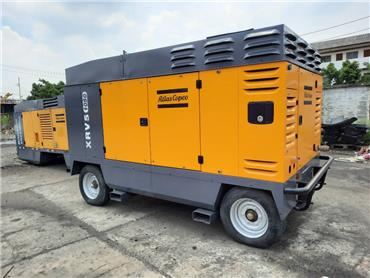 Atlas Copco XRVS 1050CD, Compressors, Construction