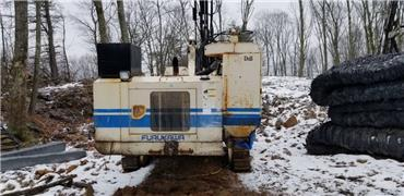 Furukawa HCR 9 ES, Surface drill rigs, Construction Equipment