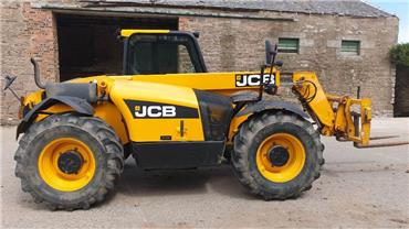 JCB 526-56 Farm Special, Telehandlers for agriculture, Agriculture