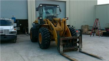 Kawasaki 70Z7, Wheel Loaders, Construction Equipment