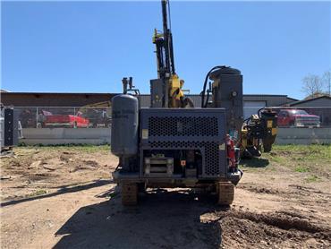 Atlas Copco D3-RRC, Surface drill rigs, Construction Equipment