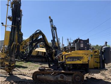 Atlas Copco D3-01RRC, Surface drill rigs, Construction Equipment