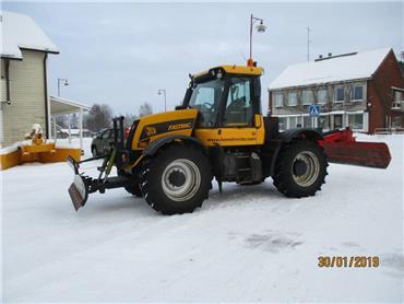 JCB Fastrac 3185, Traktorit, Maatalous