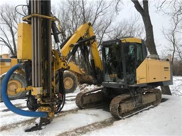 Atlas Copco F9-11, Surface drill rigs, Construction Equipment
