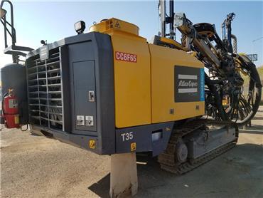 Atlas Copco Epiroc Poweroc T35-12, Surface drill rigs, Construction Equipment