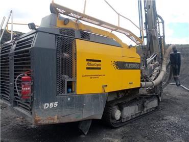 Atlas Copco D55-SF, Surface drill rigs, Construction Equipment