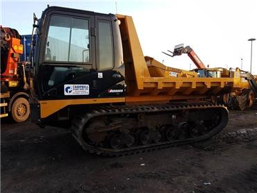 Morooka MST 2200 V D, Tracked dumpers, Construction