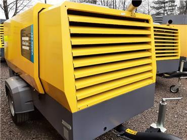 Atlas Copco XAMS 287, Compressors, Construction