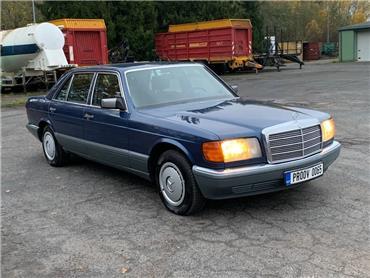 Mercedes-Benz 420 SEL, Sõiduautod, Transport