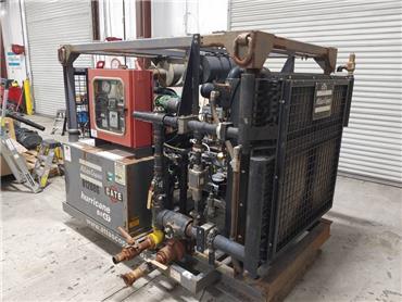 Atlas Copco B4-41/1000 Booster, Compressors, Construction