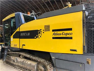 Atlas Copco L8.30, Surface drill rigs, Construction Equipment