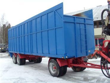 [Other] perävaunu autoon tai traktoriin, Puuautot, Kuljetuskalusto