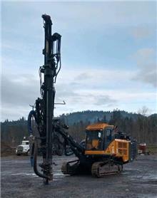 Junjin JD1400E, Surface drill rigs, Construction Equipment