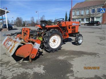 Hinomoto c172, Traktorit, Maatalous