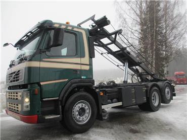 Volvo FM300 6x2 vaijerilaite,av 3900mm,EURO 5, Vaihtolava-autot, Kuljetuskalusto
