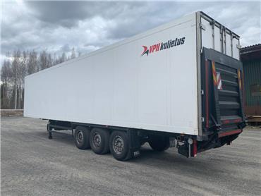 Schmitz SKO 24, Kylmä-/Lämpökoripuoliperävaunut, Kuljetuskalusto
