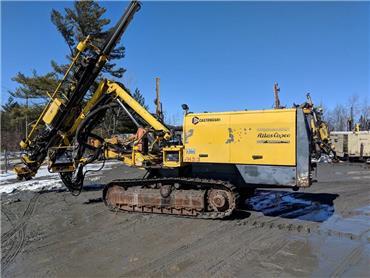 Atlas Copco D7 RRC-01, Surface drill rigs, Construction Equipment