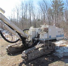 Furukawa HCR 900 ES, Surface drill rigs, Construction Equipment