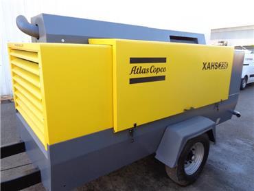 Atlas Copco XAHS 236, Compressors, Construction