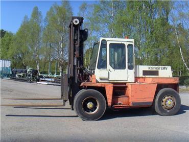 Kalmar LMV 12tonnia, Dieseltrukit, Materiaalinkäsittely