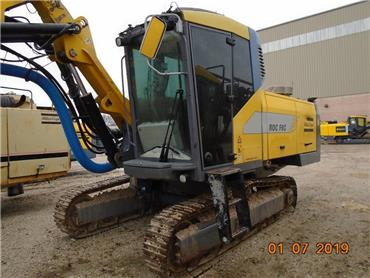 Atlas Copco F9C-11, Surface drill rigs, Construction Equipment