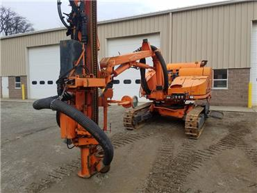Sandvik Scout 700 RP, Surface drill rigs, Construction Equipment