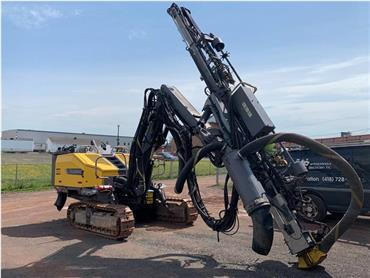 Atlas Copco T40R, Surface drill rigs, Construction Equipment