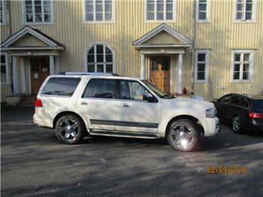 Lincoln Navigator, Muut autot, Kuljetuskalusto
