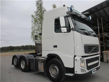 Volvo FH13 takateli, hydrauliikka, Vetopöytäautot, Kuljetuskalusto
