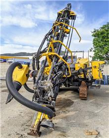 Atlas Copco T35E, Surface drill rigs, Construction Equipment