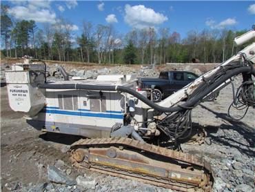 Furukawa HCR 900 ES 20, Surface drill rigs, Construction Equipment