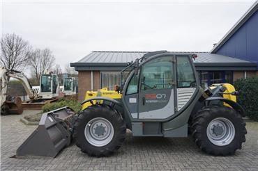 Kramer 3307, Verreikers voor landbouw, Landbouw