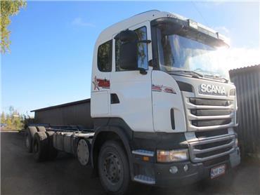 Scania R620 6x2 alusta,MYYTY!!!, Kuorma-autoalustat, Kuljetuskalusto