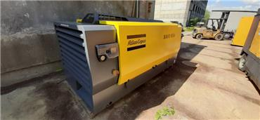 Atlas Copco XAVS 307, Compressors, Construction