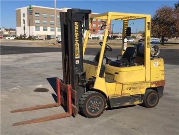 hyster s80xm diesel forklifts material handling