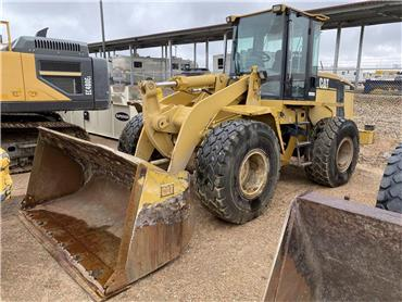Caterpillar 938G, Wheel Loaders, Construction Equipment