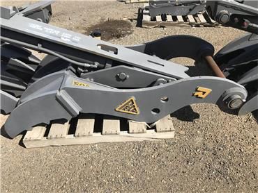 Rockland EC235- PIN MOUNT PROGRESSIVE LINK HYDRAULIC THUMB, Other, Construction Equipment