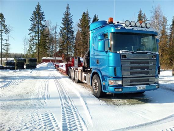 Scania 144 G 530