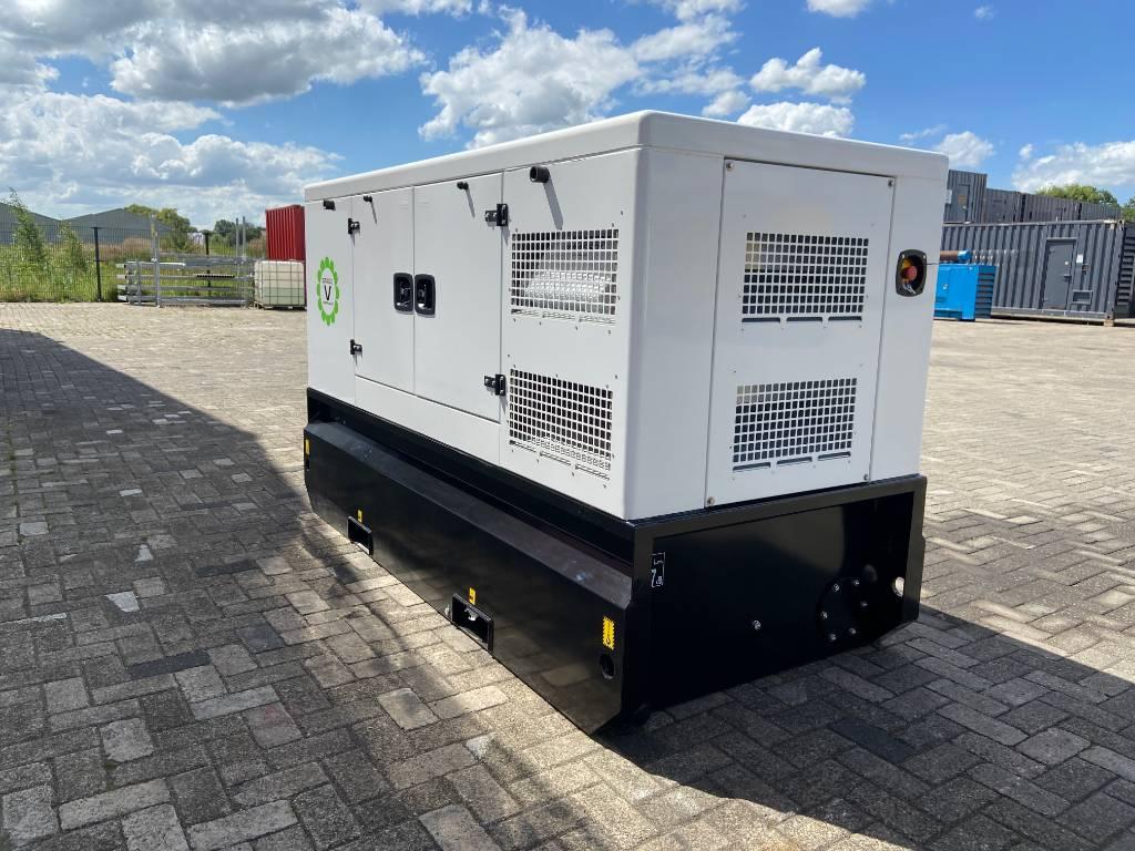Kohler KDI2504T - 50 kVA Stage V - DPX-19005, Diesel generatoren, Bouw