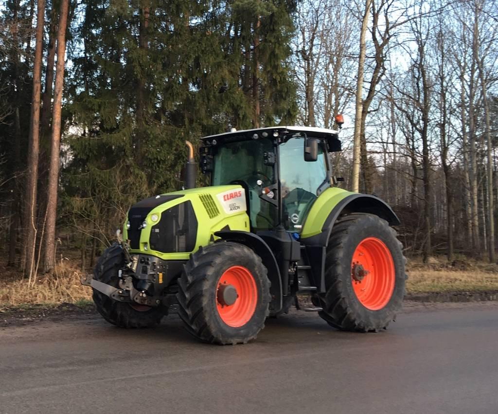 CLAAS Axion 830 Cebis, Traktorid, Põllumajandus