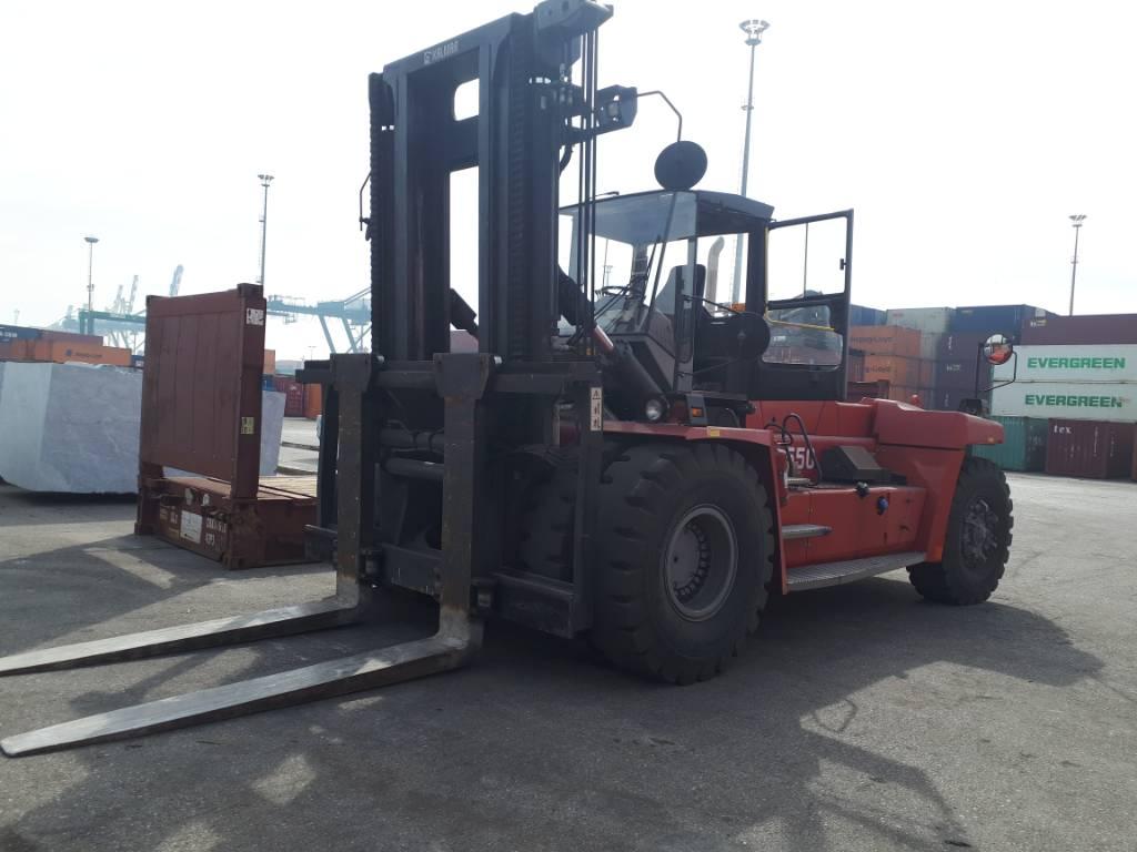 Kalmar DCF 330-12 LB, Diesel trucks, Material Handling