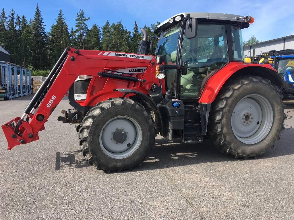 Massey Ferguson 6614 Dyna 6 Efficient, Traktorit, Maatalous